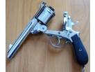 Revolver systém Pryse, r. 11,3x36 - Belgie