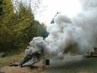 Ruský dýmový granát 8