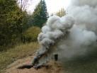 Ruský dýmový granát 9